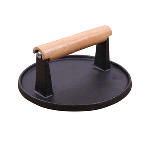 Cast Iron Press - Round, Square or Ridged