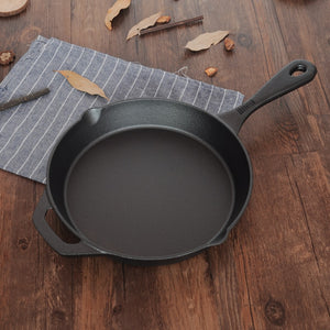Cast Iron Skillet - 9.4 Inches