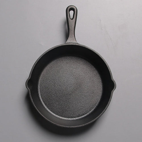 Cast Iron Skillet - 6.3 Inch - 7.9 Inch