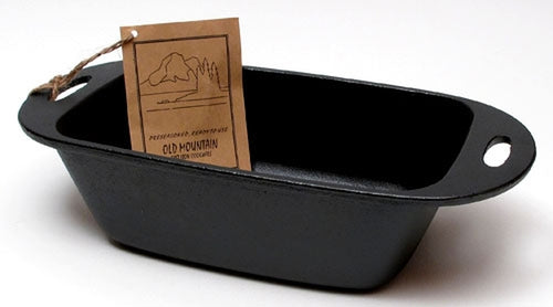 Cast Iron Loaf Pan 12 Inch