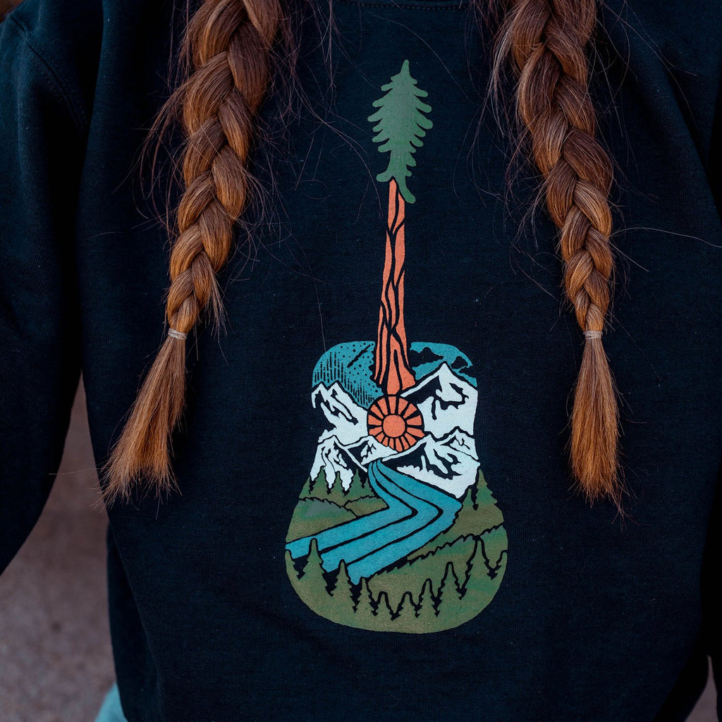 Guitar AC Sweatshirt
