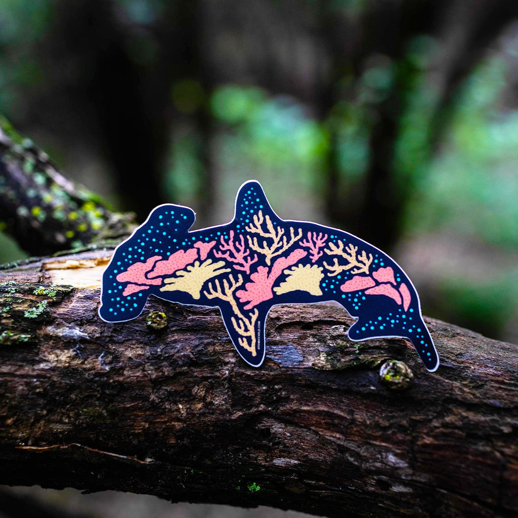 Hammerhead Shark Sticker