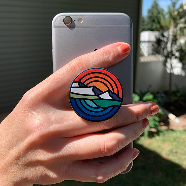 Mountains Popsocket