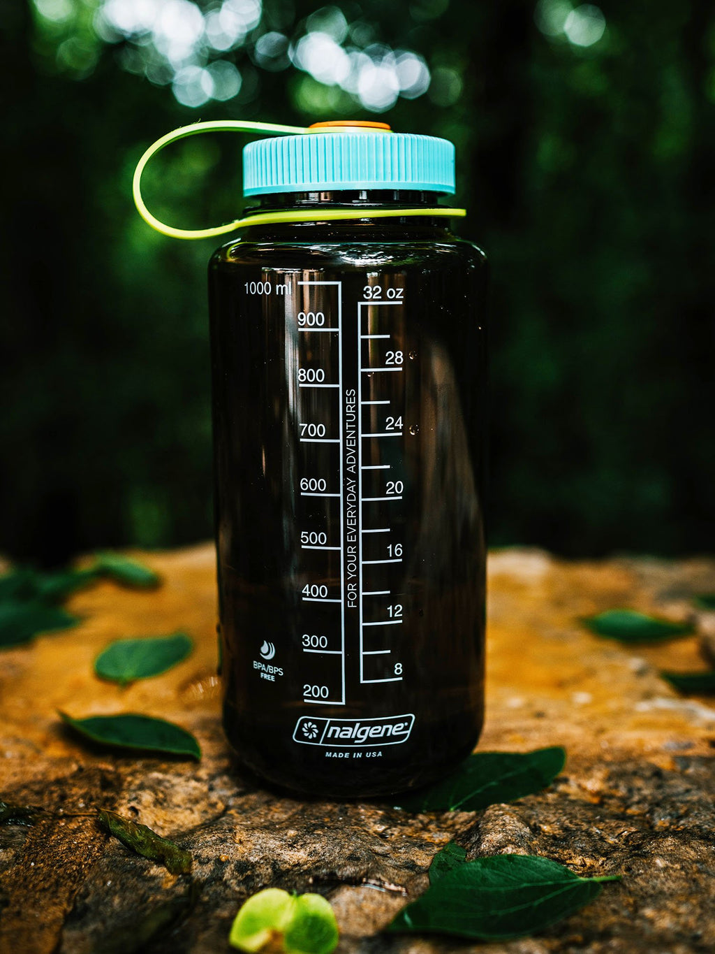 32oz Mountain Shield Water Bottle