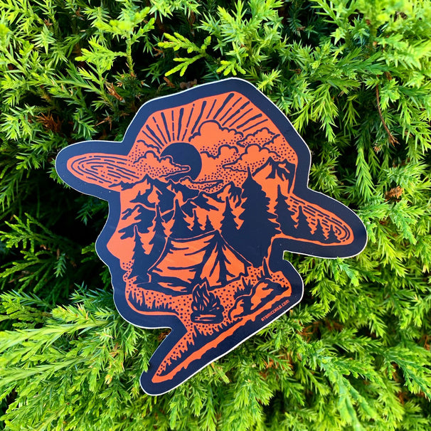 Scout Sticker