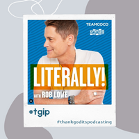"#TGIP – ""Literally"" with Rob Lowe ..."