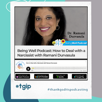 "#TGIP ~ Thank God It's Podcasting ~ ""Should I Stay or Should I go: Surviving a narcissist"""