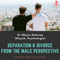 The Separation Fix Podcast Separation Divorce Coach byron bay male