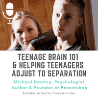 The Separation Fix Podcast Separation Divorce Coach byron bay teenager