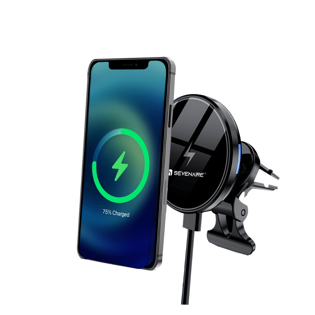 MagCharge 200 Wireless Car Charger (15W Fast Charge)
