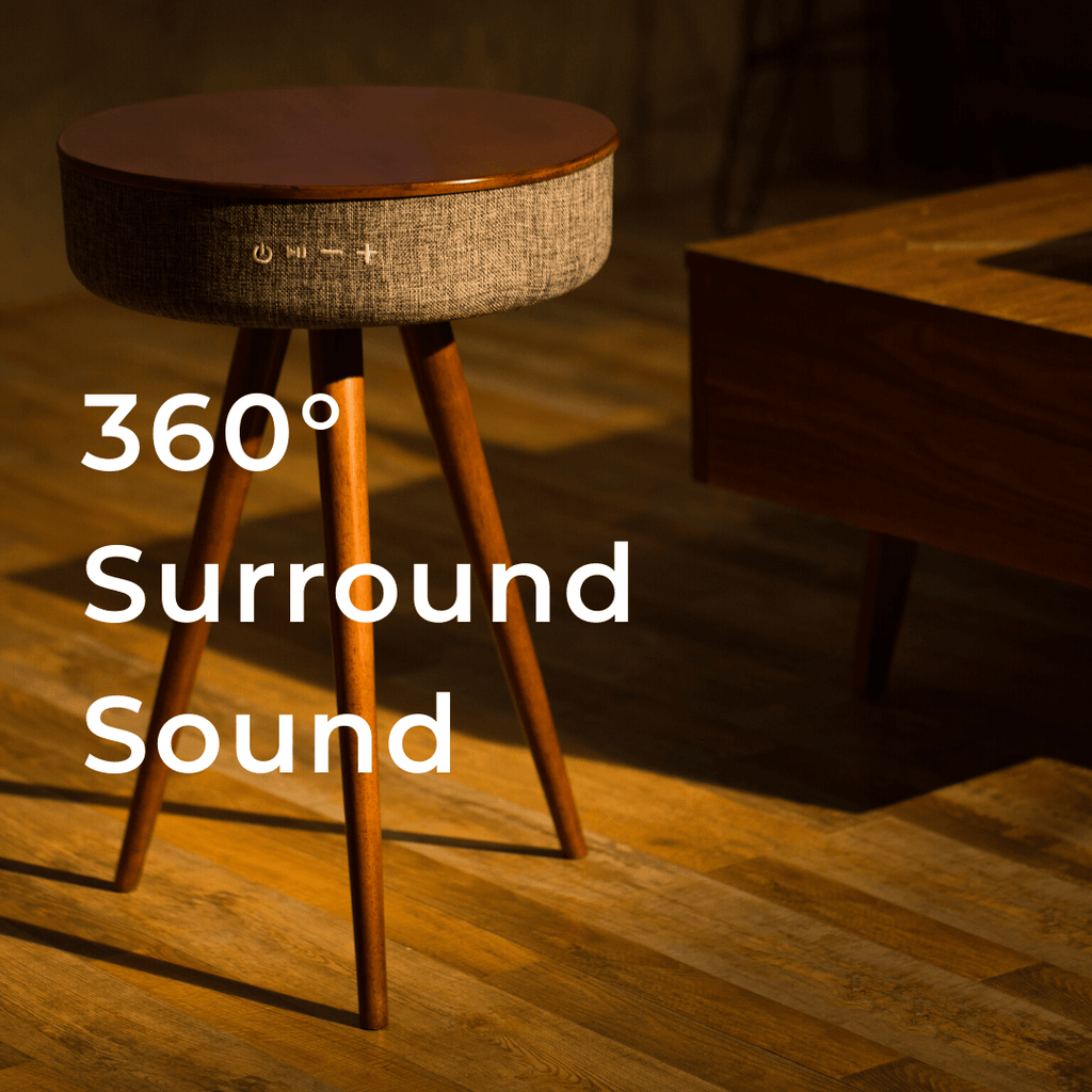 Sa7urn Bluetooth Speaker Table