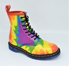 Load image into Gallery viewer, Dr. Martens 1460 Pride 8 Eyelet Tie Dye 23301012