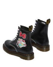 Load image into Gallery viewer, Dr. Martens x Hello Kitty And Friends 1460 Back View White Laces