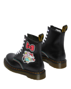 Dr. Martens x Hello Kitty And Friends 1460 Back View White Laces