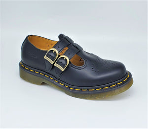 Dr. Martens 8065 Black Smooth Mary Jane 12916001