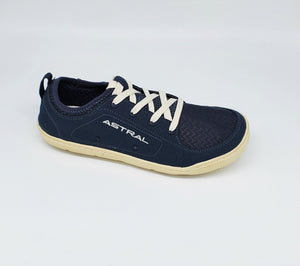 Astral Loyak Womens Navy Water Friendly Sneakers Siped Outsole Rafting Kayaking