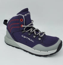 Load image into Gallery viewer, Astral TR1 Storm Purple Vegan Hiking Sneakers Trail Running