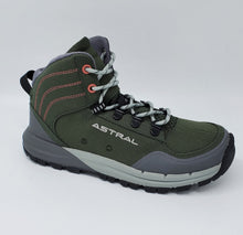 Load image into Gallery viewer, Astral TR1 Storm Green Vegan Hiking Sneakers Trail Running