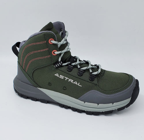 Astral TR1 Storm Green Vegan Hiking Sneakers Trail Running