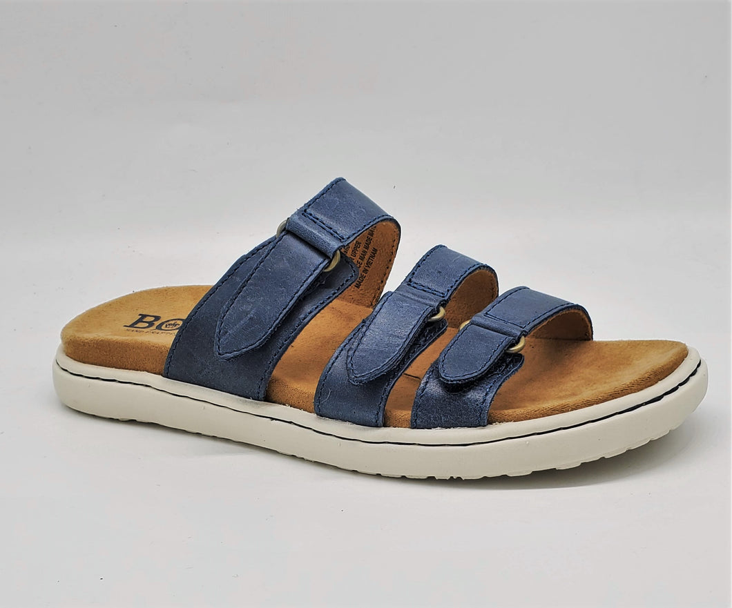Born Daintree Best Navy Blue Comfort Sandal