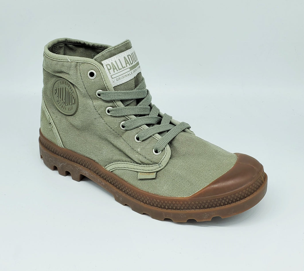 Palladium Mens Pampa Hi Vetiver