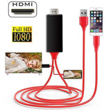 Cabo HDMI Celular Android para TV - 1080p (Sem atraso) - Presentes do Mundo
