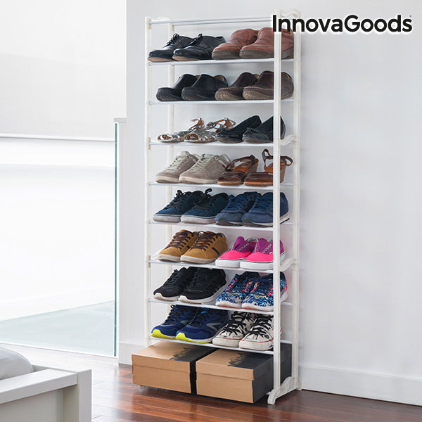 Range-chaussures InnovaGoods (30 Paires)