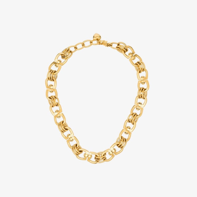 Brinker & Eliza Gold Swivel Chain Necklace