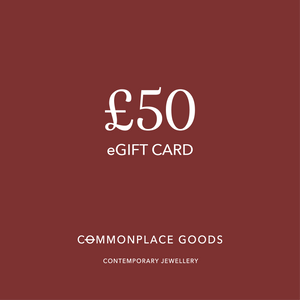 Commonplace Goods eGift Card