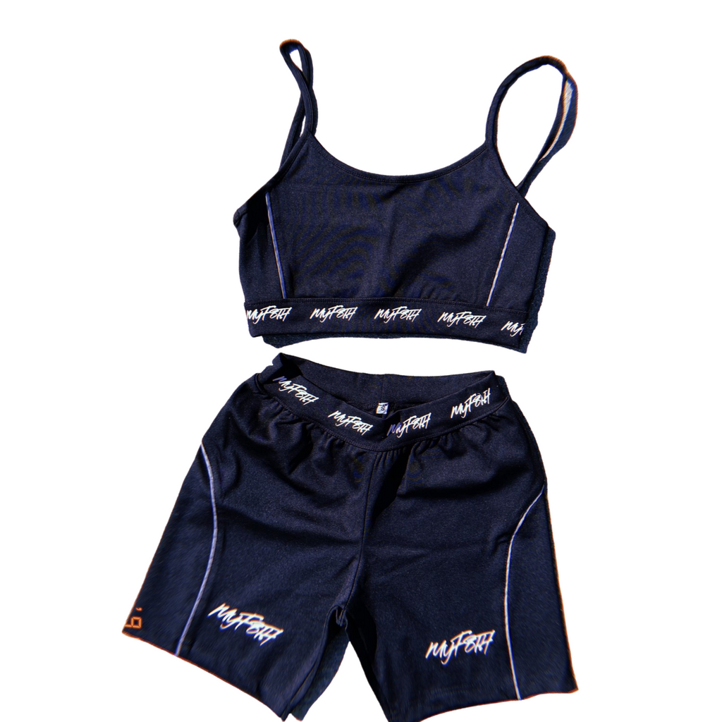 MYF8TH WOMENS REFLECTIVE 2PC SET