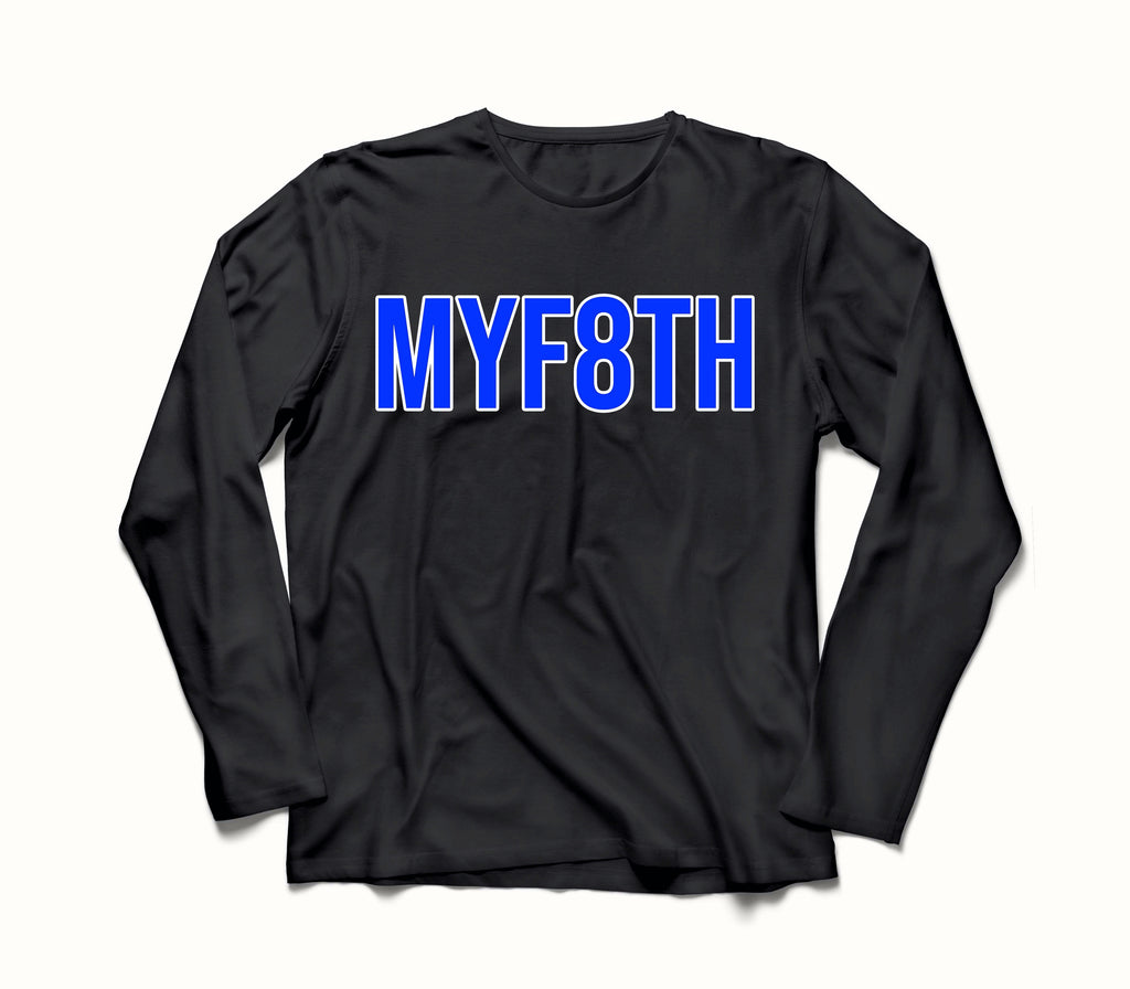 MYF8TH STANDARD LOGO LONG SLEEVE