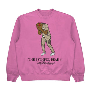 F8THFUL BEAR CREWNECK