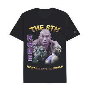 8TH WONDER OF THE WORLD GRAPHIC TEE