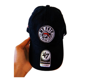 MYF8TH CIRCLE LOGO DAD CAP