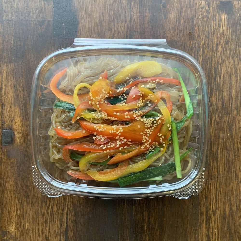 Vegetarian Sweet Potato Noodles