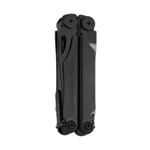 Leatherman Wave®+ Multi-Tool w/ MOLLE Sheath - Black Oxide