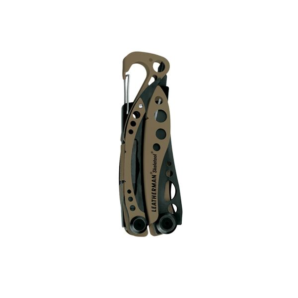 Leatherman Skeletool® Pocket Multi-Tool - Coyote & Black