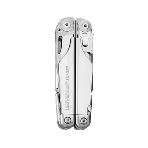 Leatherman Surge® Multi-Tool w/ Nylon Sheath - Stainless Steel