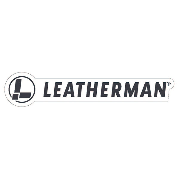 Leatherman Logo Sticker
