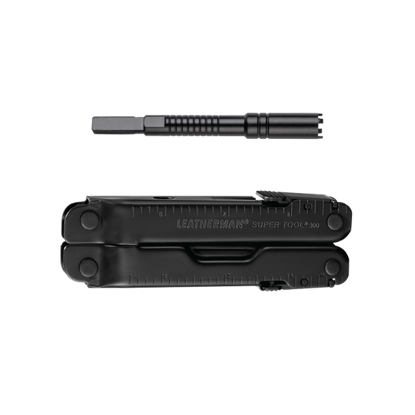 Leatherman Super Tool® 300M Multi-Tool w/ MOLLE Sheath - Black Oxide
