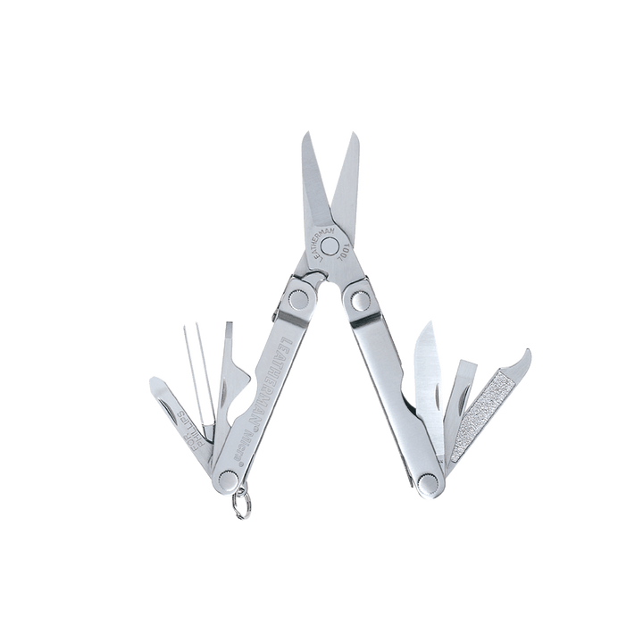 Leatherman Micra® Keychain Multi-Tool - Stainless Steel