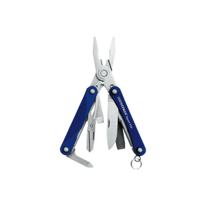 Leatherman Squirt® PS4 Keychain Multi-Tool - Blue