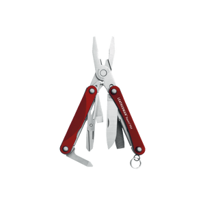 Leatherman Squirt® PS4 Keychain Multi-Tool - Red