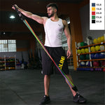 Load image into Gallery viewer, 11 Pcs Resistance Workout Bands Set