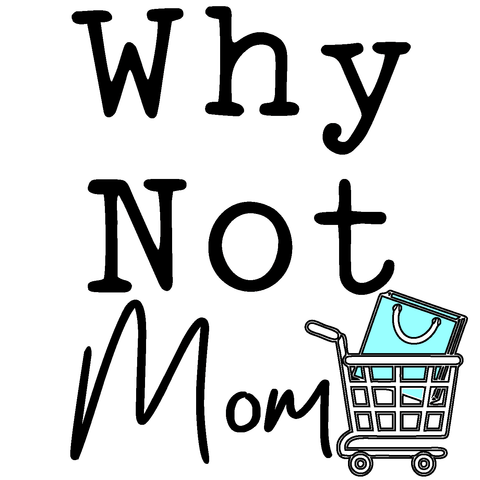 Come check out our blog at Why Not Mom!