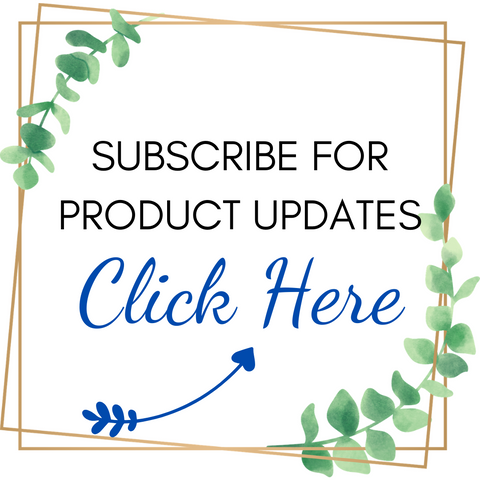 Subscribe here for product updates from Why Not Mom