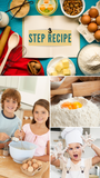 Canva Editable Templates for Instagram and Facebook Stories-Recipe Style - Why Not Mom