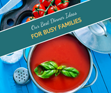 Social Media Templates for Facebook Recipe Posts for Food Bloggers - Why Not Mom