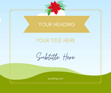 Facebook Templates for the Holidays 🎄 - Why Not Mom