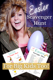 Easter Scavenger Hunt game is something the whole family can enjoy! 4 Activity Sheets: toddler friendly, big kid friendly, and Christian themed. #printables #familynight #scavengerhunt #WhyNotMomDesigns #Christian #EasterSunday #EasterEggHunt #TeenActivities #ChristianYouthActivities